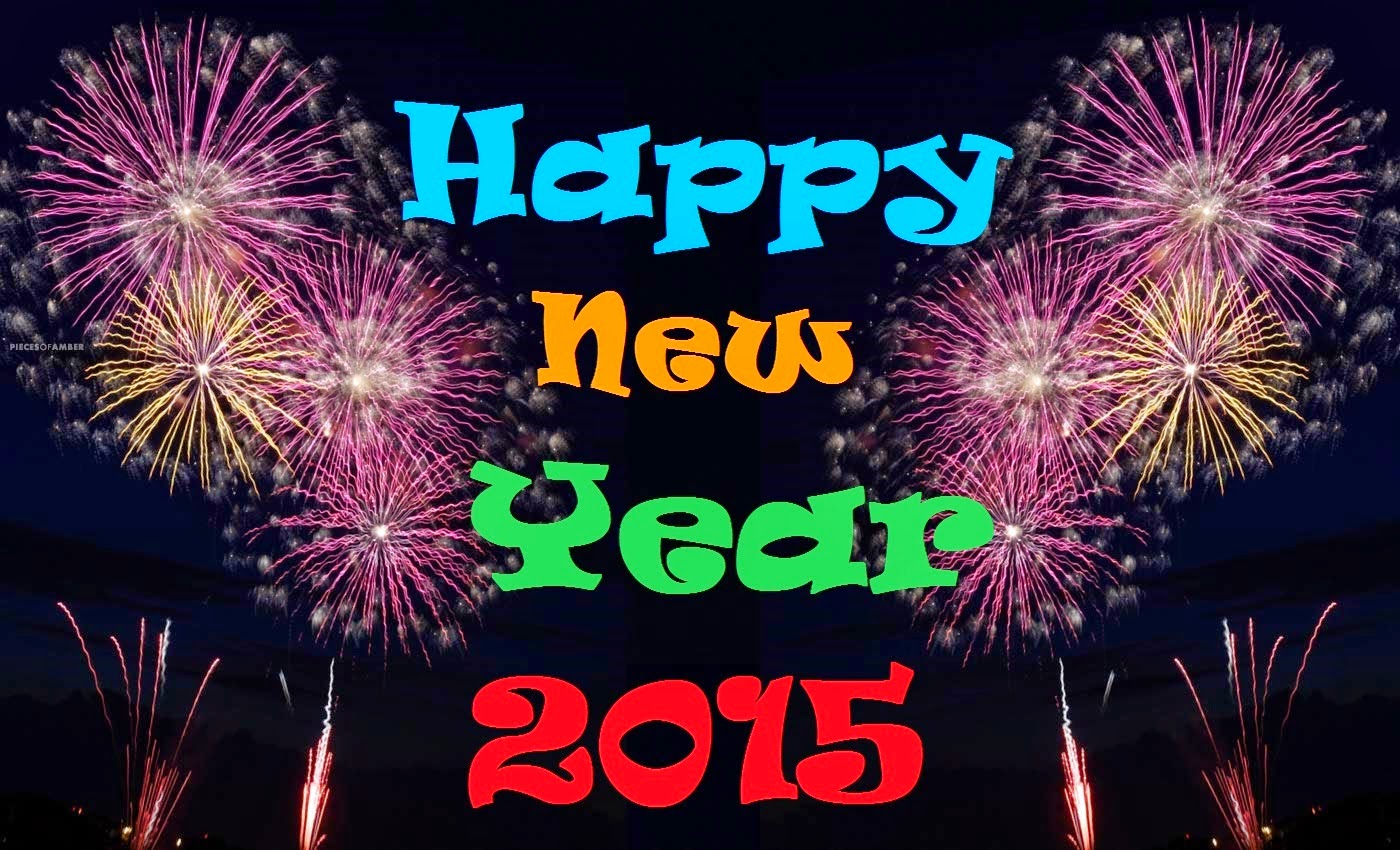 Latest Beautiful Happy New Year Cards 2015 – Free Photo Cards