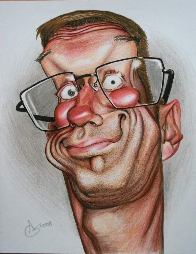 Karikatur Lucu Artis Dan Orang Terkenal
