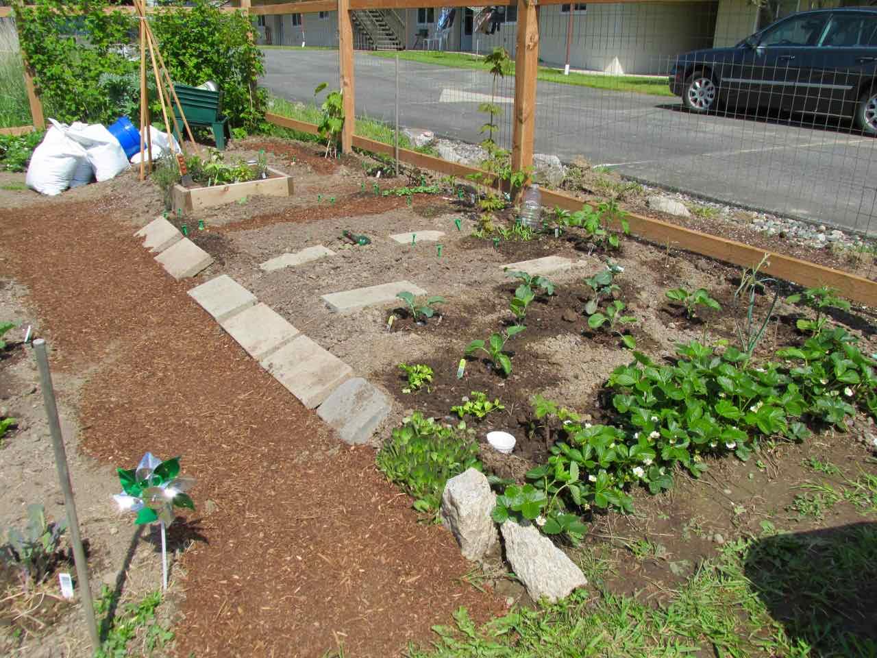 DJan-ity: World Naked Gardening Day