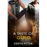 A Taste of Gold Cover by Sour Cherry Designs