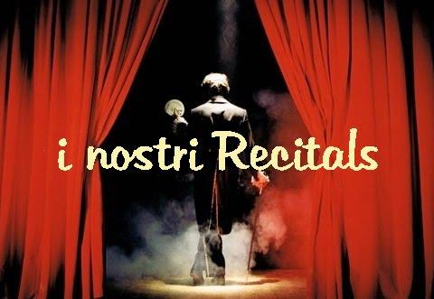 I Recitals 2012 - 2018