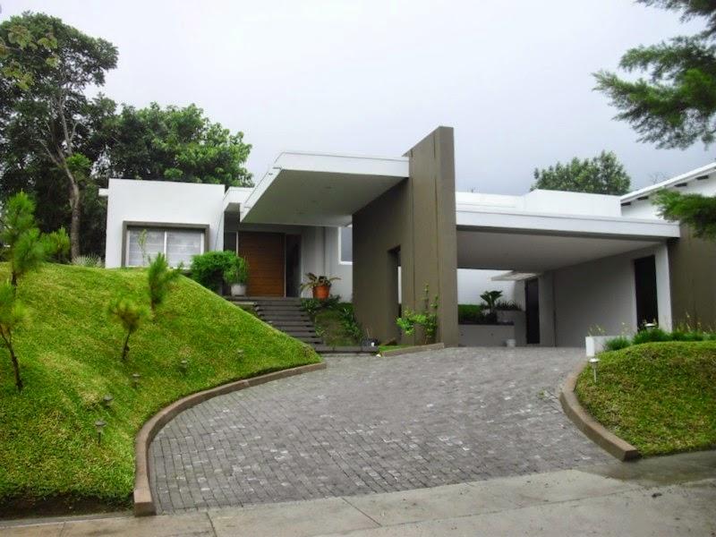 bienes y raices noe moderna casa de 1 nivel con acabados