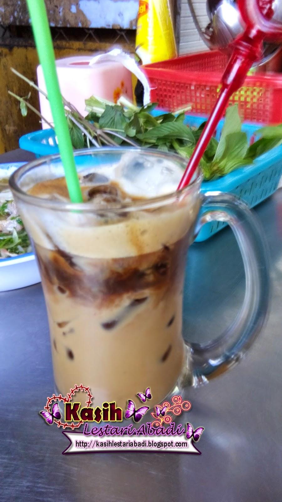 Ho Chi Minh,Nescafe Ais