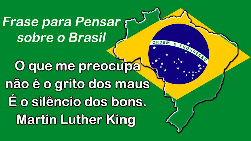 Frases sobre etica e o Brasil