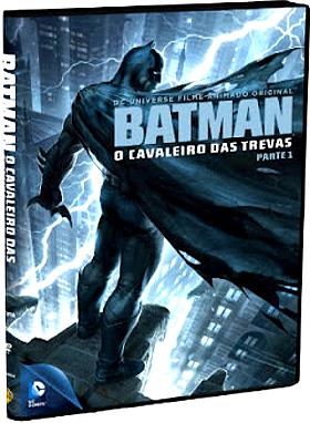 Filme Poster Batman: O Cavaleiro das Trevas Parte 1 DVDRip XviD Dual Audio & RMVB Dublado
