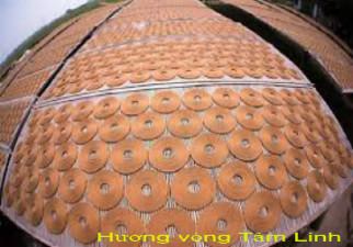 Xưởng sản xuất Hương Tâm Linh