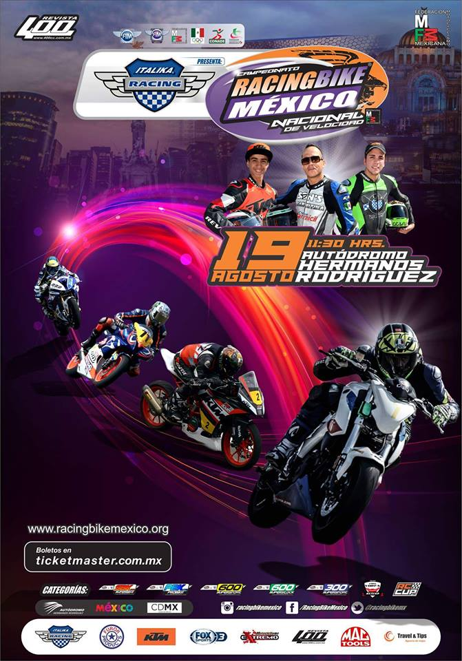 RACING BIKE MEXICO