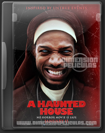 A Haunted House (DVDRip Español Latino) (2013)