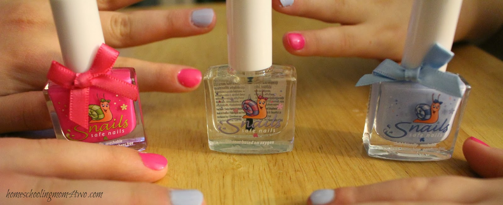 You can breath easy with Snails Safe Nails polishes for kids #Review ...
