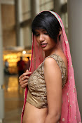 Model Alice Rosario glam pics in Lehenga-thumbnail-18