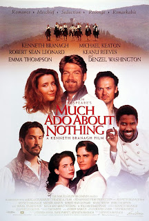 Ver online: Mucho ruido y pocas nueces (Much Ado About Nothing) 1989