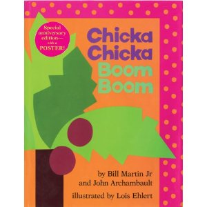 Chicka Chicka Boom Boom Craft for Kids - Honey + Lime - photo#21