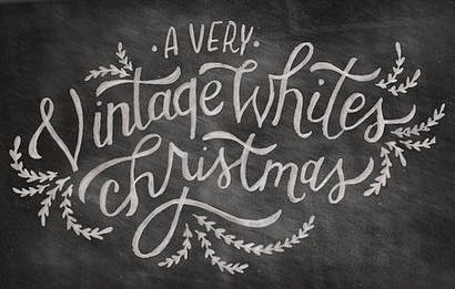 Vintage Whites Christmas Market