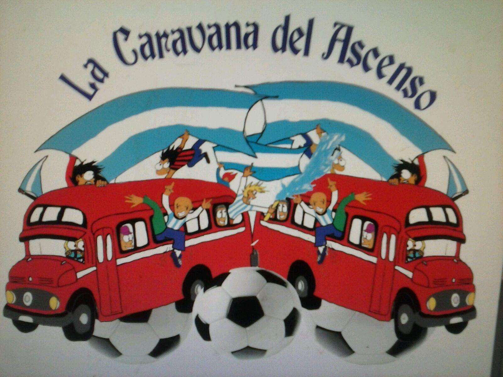 Logo de La Caravana del Ascenso!!