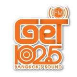 Get 102.5 FM Bangkok
