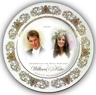 prince william wedding. prince william wedding invite.