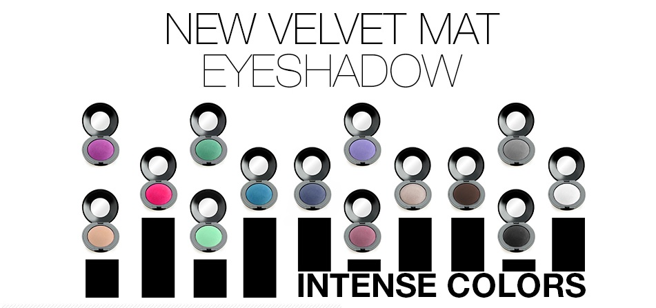 Wjcon - Velvet Mat Eyeshadow