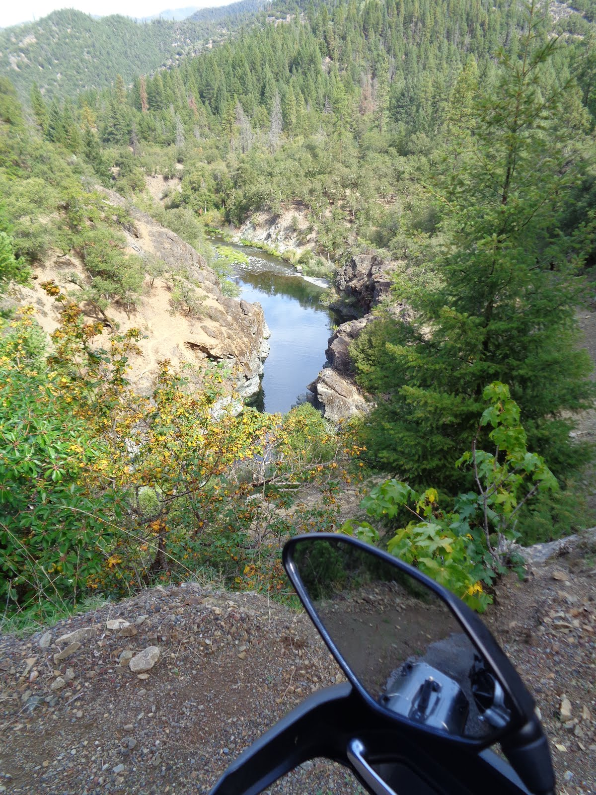 California's Salmon River By-Way