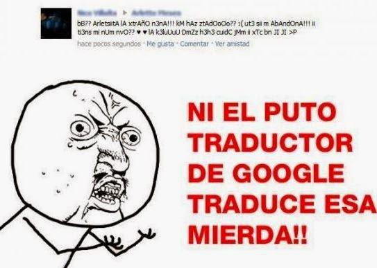 traductores inglés a español