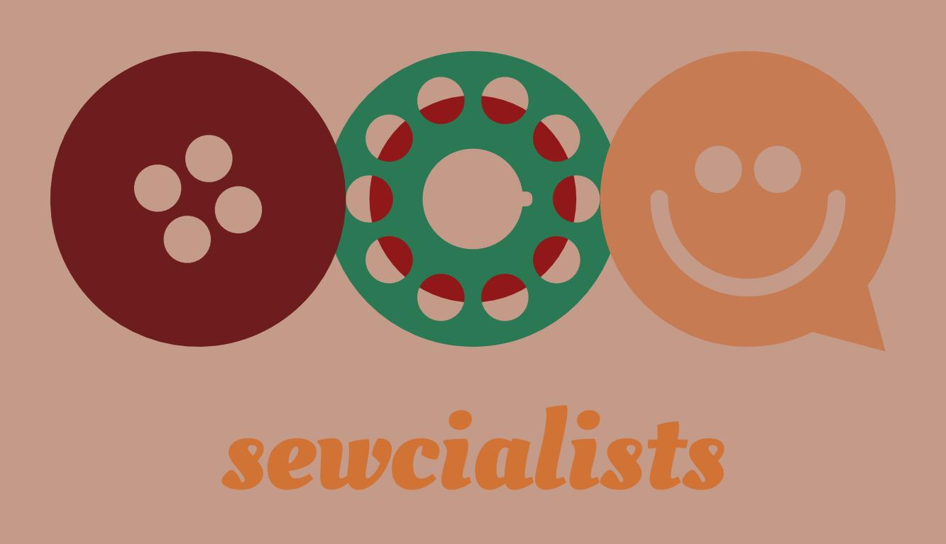 Just a little sewcialist...