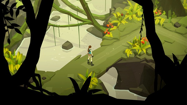 Square Enix launches Lara Croft GO on Android, iOS and Windows Phone