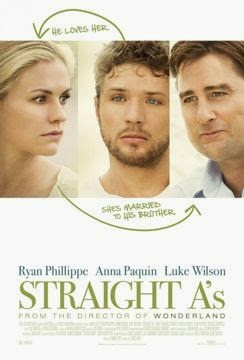 Straight A's (2013) [Dvdrip] [Latino] [1 Link]