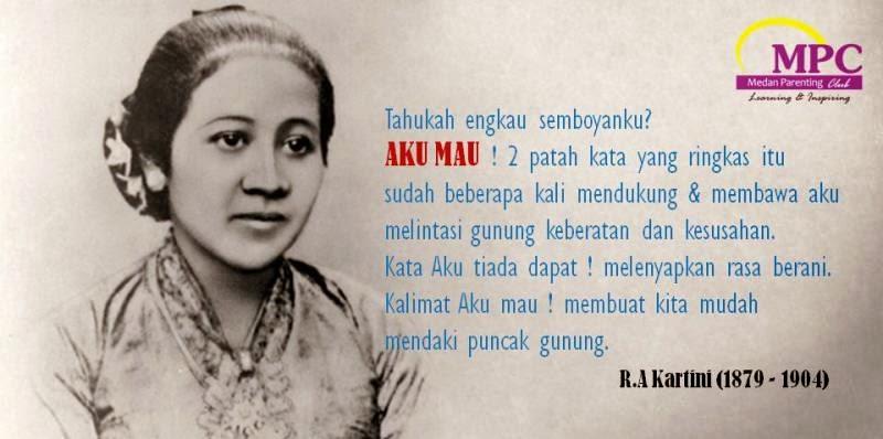 Fabulous Dc 20 Motivasi Bijak Ra Kartini