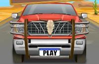 لعبة ركن شاحنة تكساس