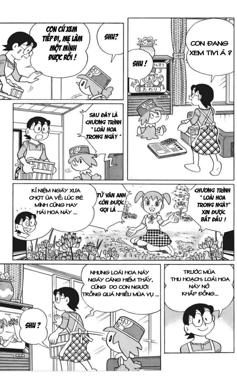 Truyện tranh Doraemon Dài Tập 25 - Nobita và truyền thuyết thần rừng trang 22