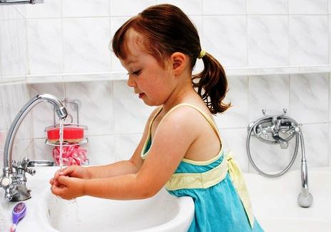 Manfaat Cuci Tangan