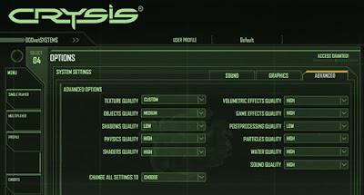 Unoriginal Soundtracks #45: Crysis
