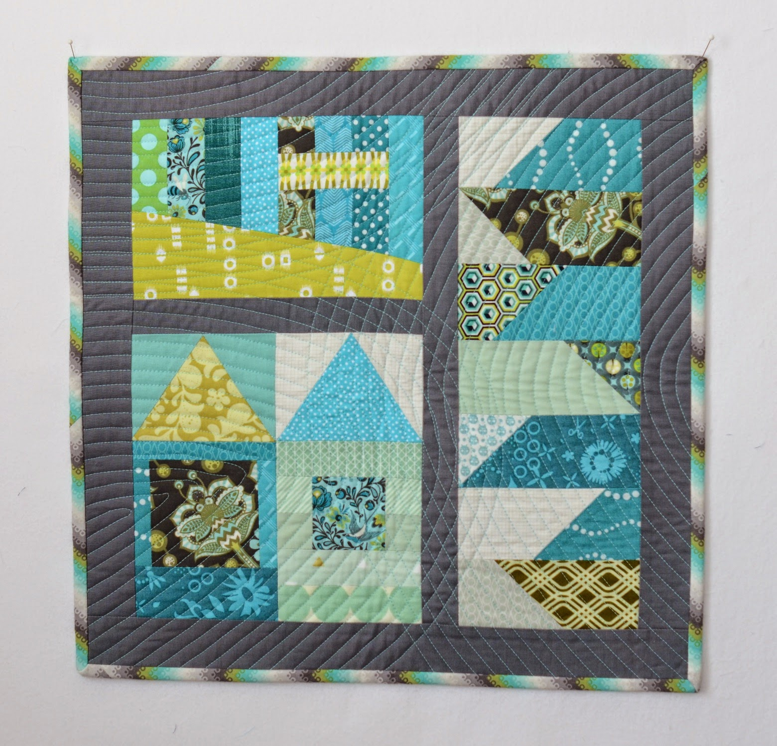 Goings on in the sewing room hyacinth quilt designs for Quilt room design ideas