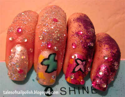 magic faries nail art contest