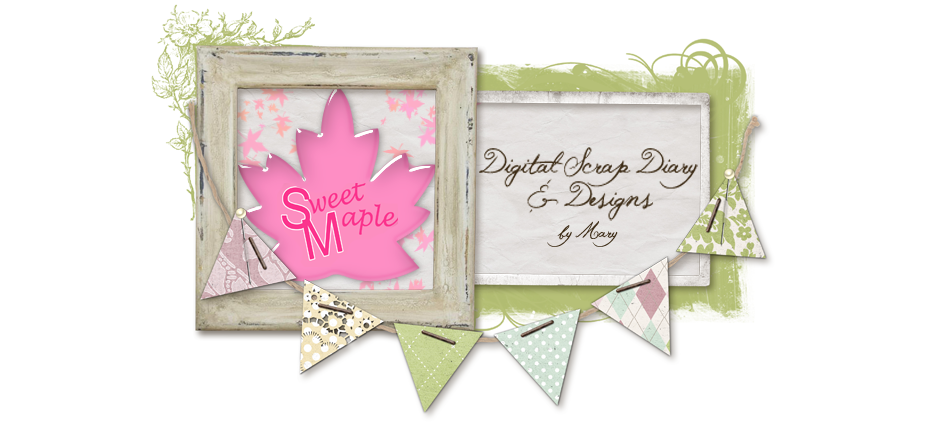 Sweet Maple Scrap Diary & Designs