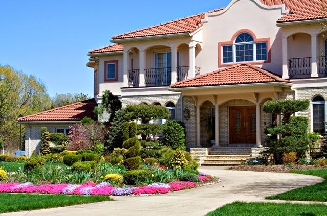 Fachadas de casas coloniales de dos plantas fachadas de for Fachadas para casas de dos plantas