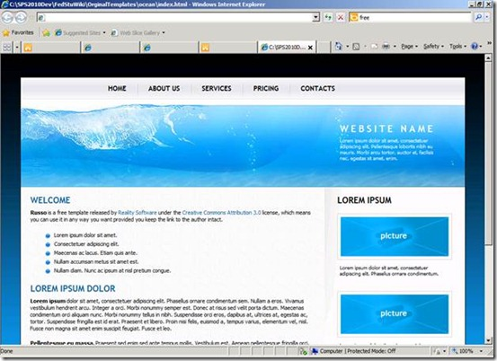 sharepoint 2010 deploy branding master pages