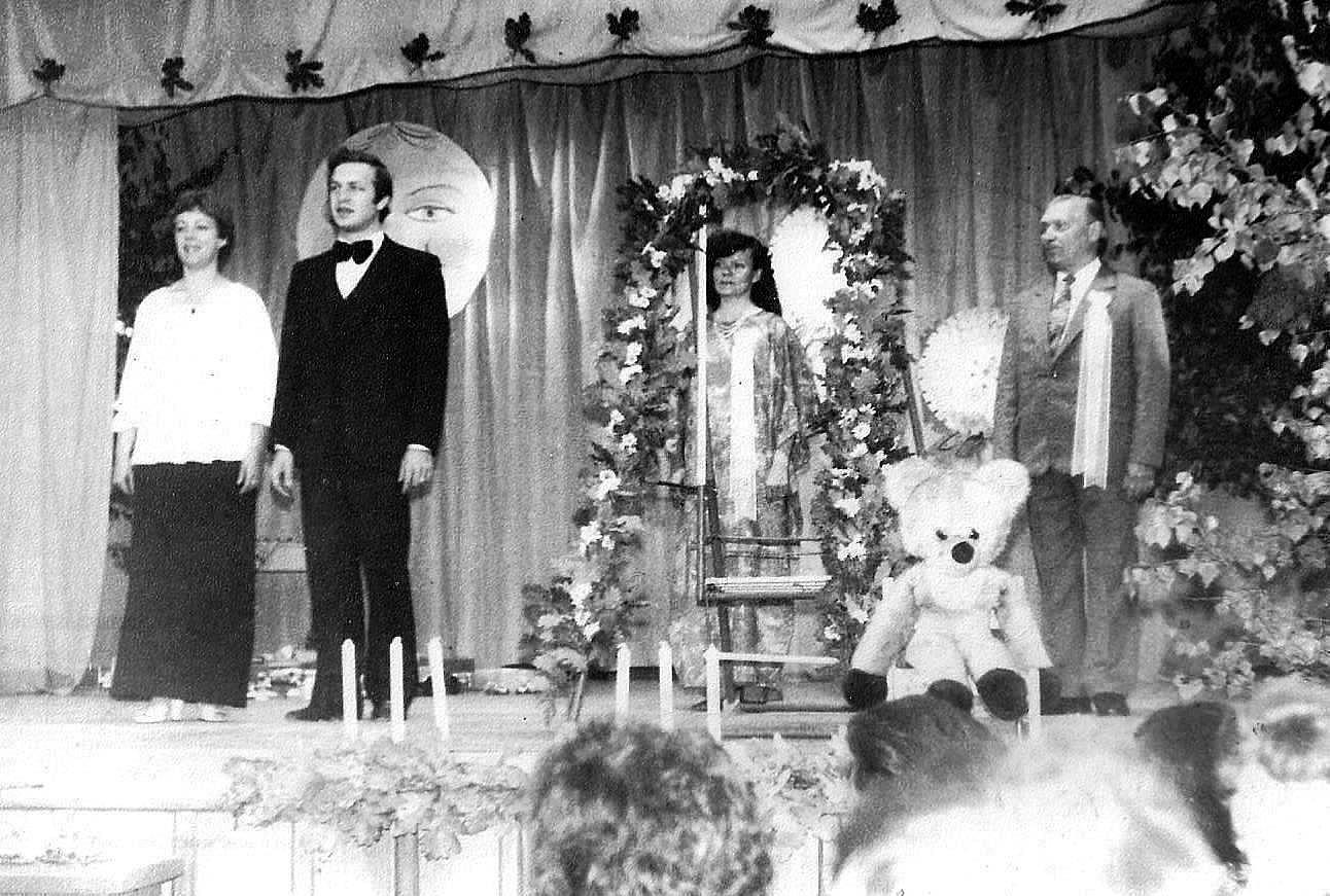 Bērnības svētki 1980-to gadu pirmā puse