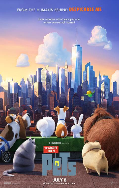 Nonton The Secret Life of Pets (2016)