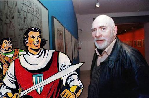 Muere Victor Mora, padre del Capitán Trueno