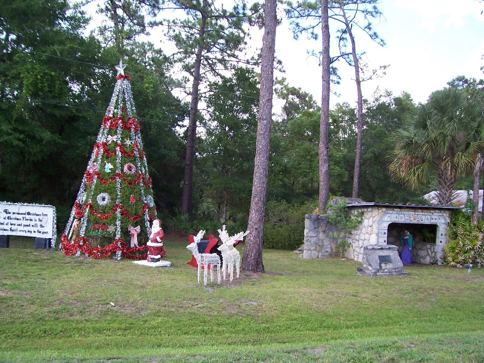 Knight Adventures: Fort Christmas Historical Park, Christmas, Florida