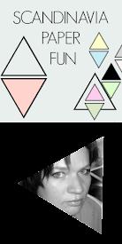 Jeg har vært medlem av designteamet til Scandinavia Paper Fun