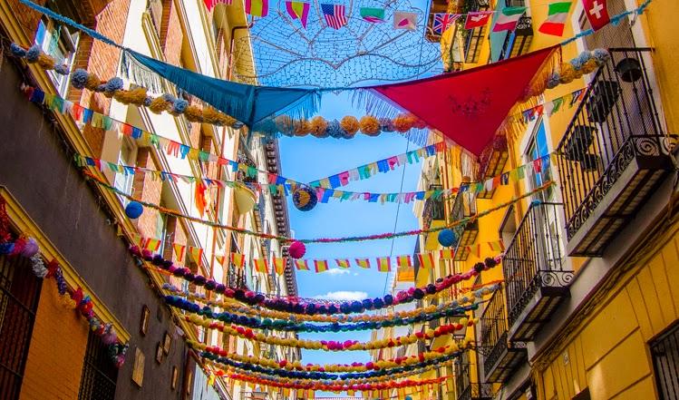 Fiestas de San Lorenzo Madrid