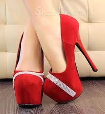Top 3 stylish red heels
