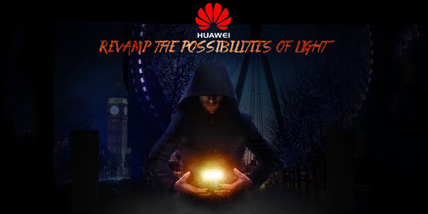 Huawei P8 launch event