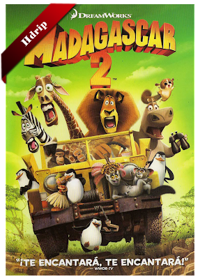 Madagascar 2 Hdrip Castellano 2008