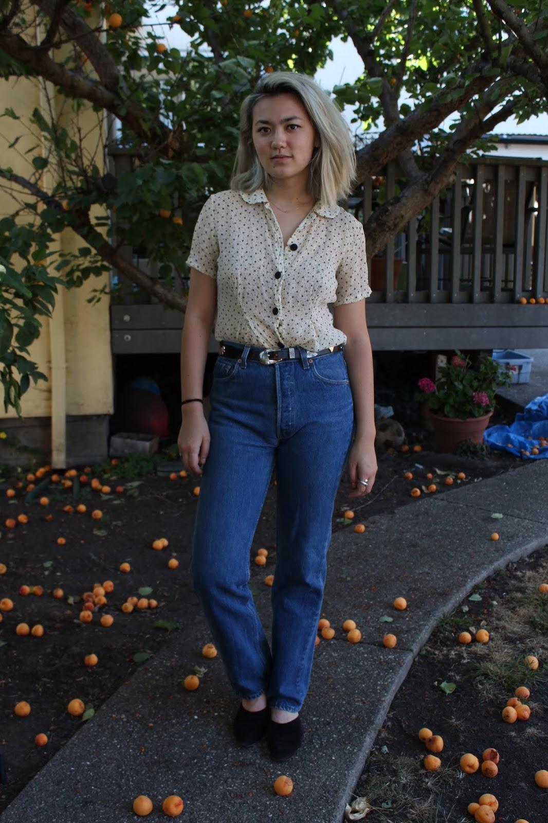 Cheap Monday Jeans Blue Nickel&Dime: June ...