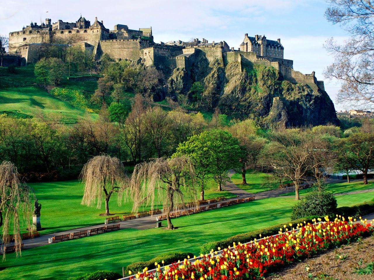 Guia de viagens de Edimburgo