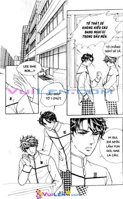 Nụ Hôn Nồng Thắm chap 10 - Trang 85