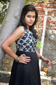 Model Bhargavi Photos at Pochampally Ikat art mela launch-thumbnail-14