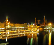 holy city Amritsar Golden Temple